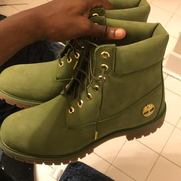Bekend Timberland Shoes | Olive Green S Size 10 Never Worn | Poshmark #LA55